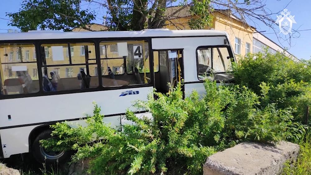 ДТП с автобусом в Свердловской области