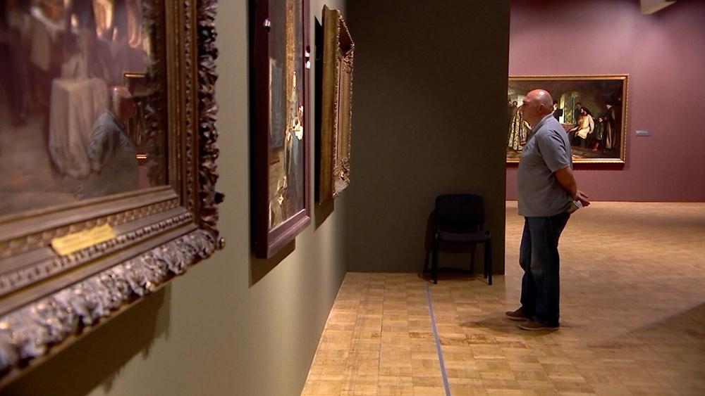 Выставка к 800-летию со дня рождения Александра Невского