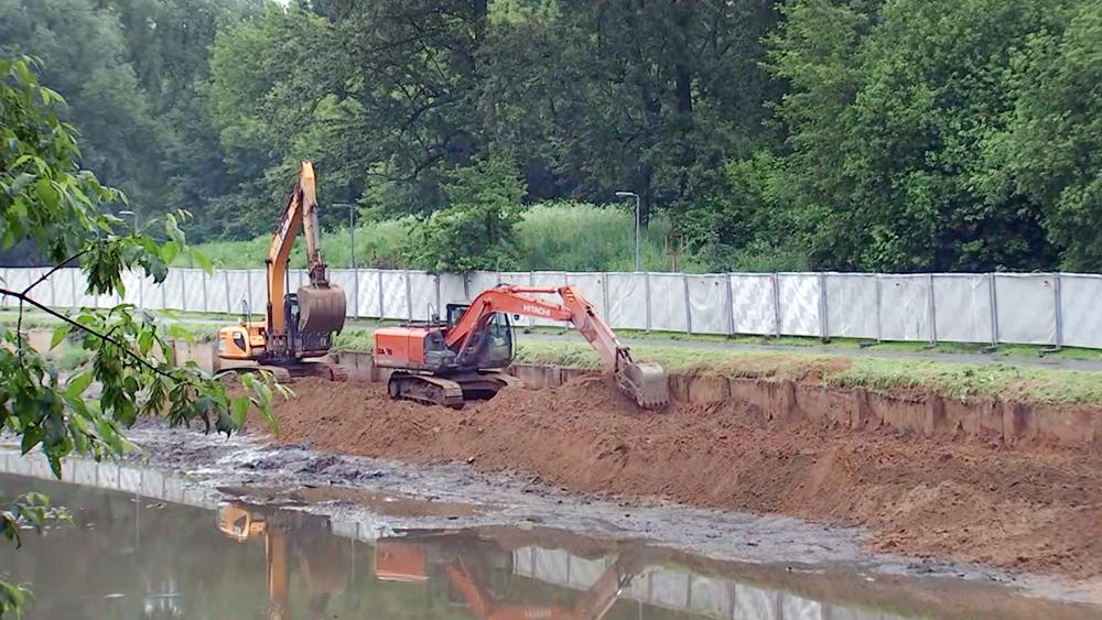 Восстановления Свибловских прудов