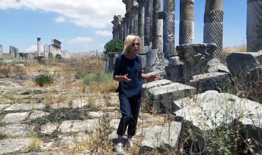 Апамея – мегаполис античности в Сирии