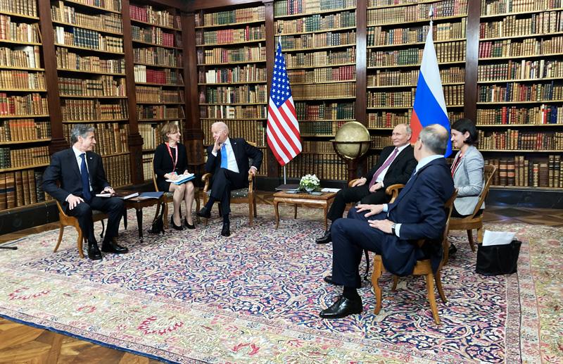 Саммит Россия - США в Женеве