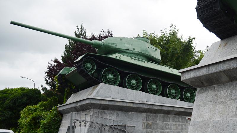 Мемориал героям Великой Отечественной войны