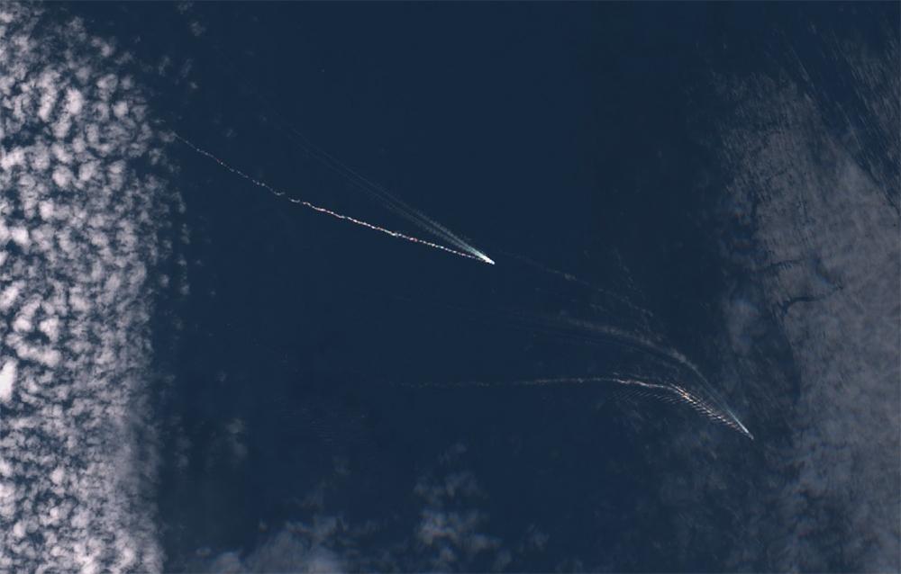 Нарушение госграницы России эсминецем ВМС Великобритании HMS Defender