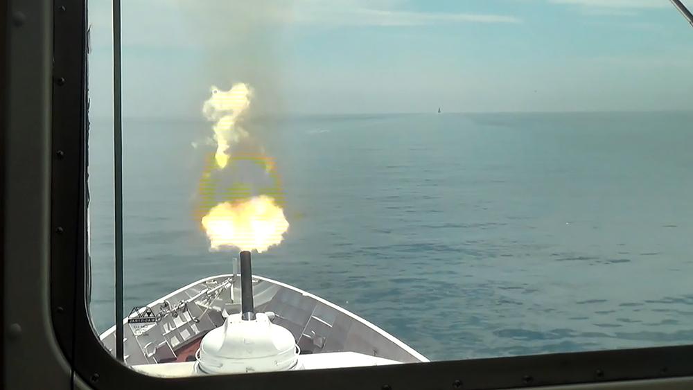 Инцидент с эсминцем ВМС Великобритании HMS Defender в Черном море