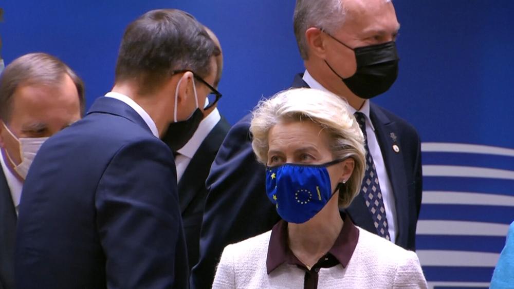 Участники саммита ЕС