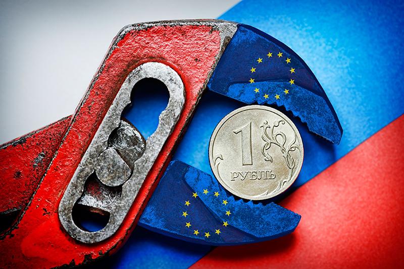 Антироссийские санкции Евросоюза