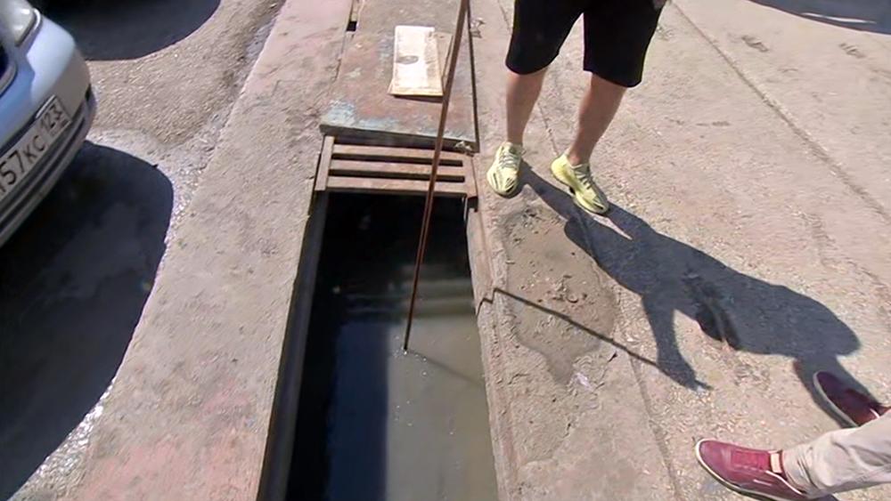 Устранение последствий наводнения в Керчи