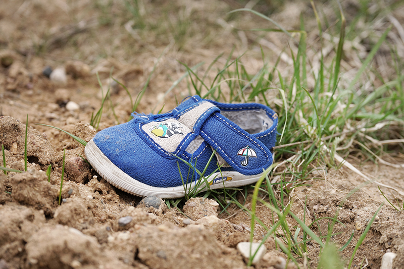 Обувь ребенка