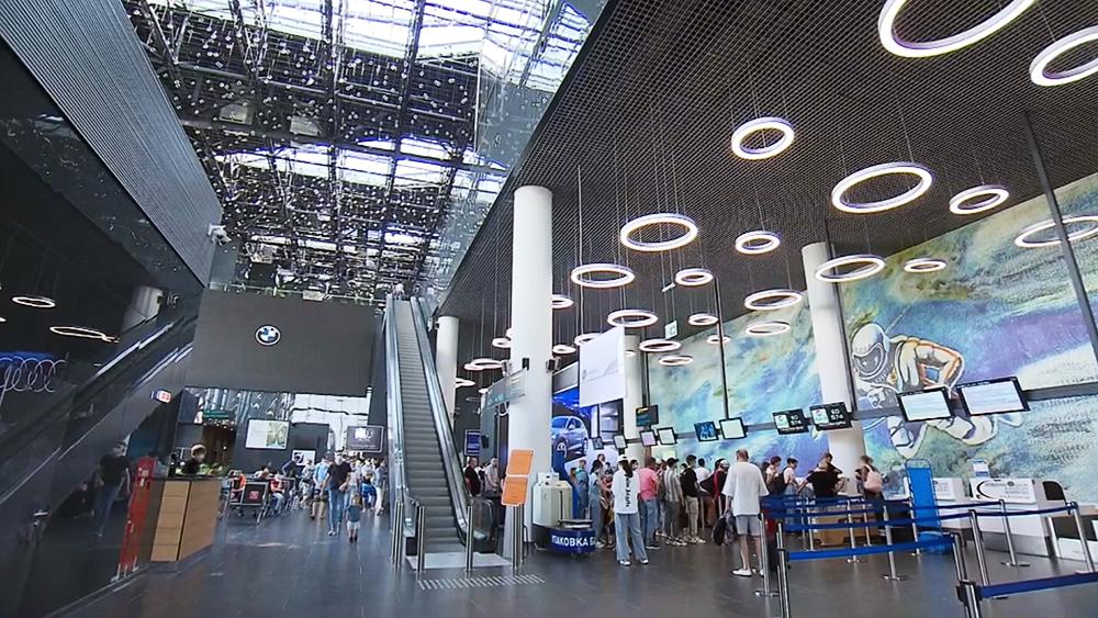 Международный аэропорт Кемерово им. А.А. Леонова