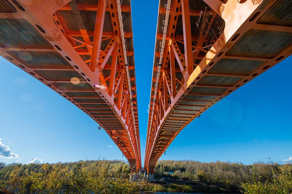 Мост на ЦКАД