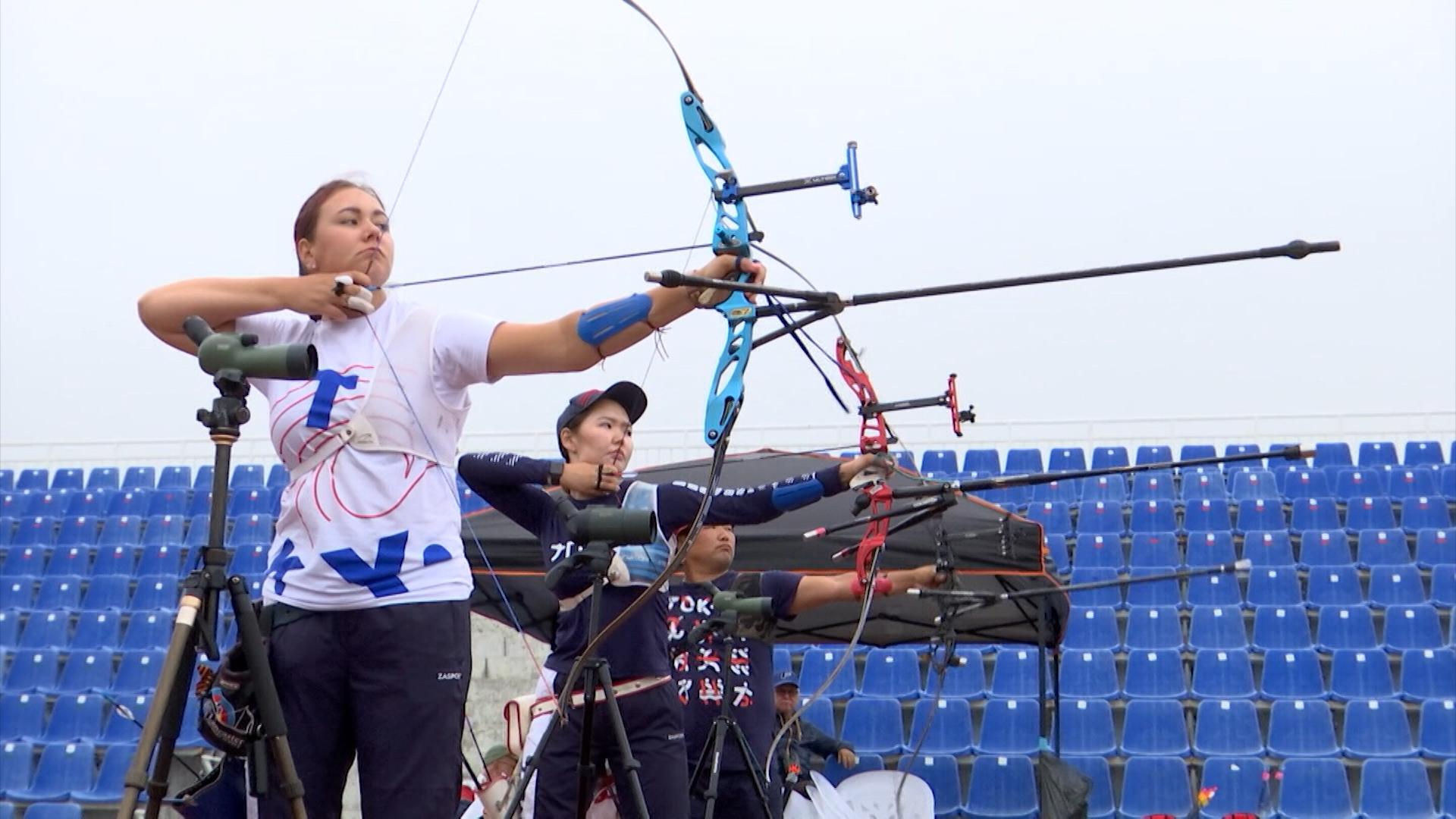 Тренировка Олимпийской сборной России в Токио