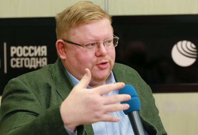 Директор Центра политического анализа Павел Данилин