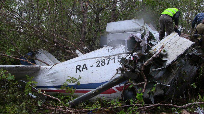 Крушение самолета Ан-28