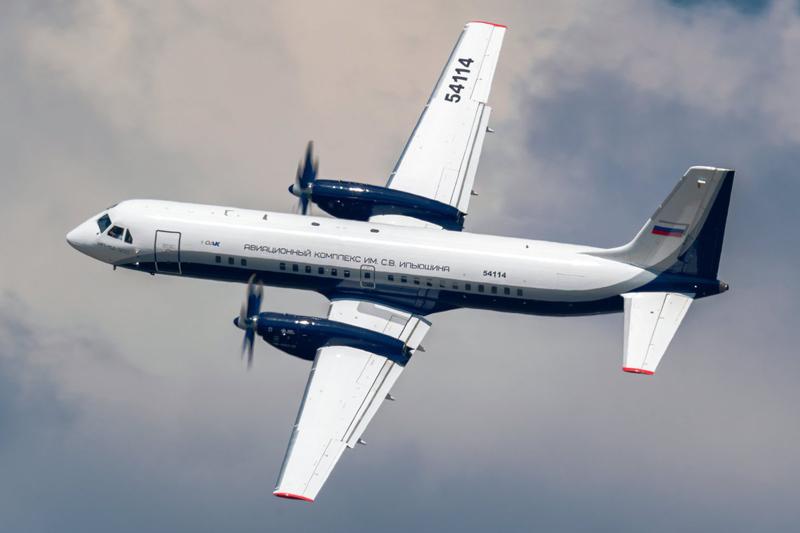 Ильюшин Ил-114-300