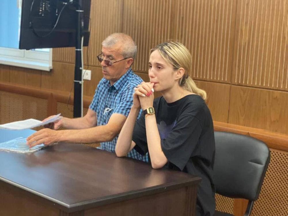 Валерия Башкирова, сбившая на машине трех детей в Солнцево