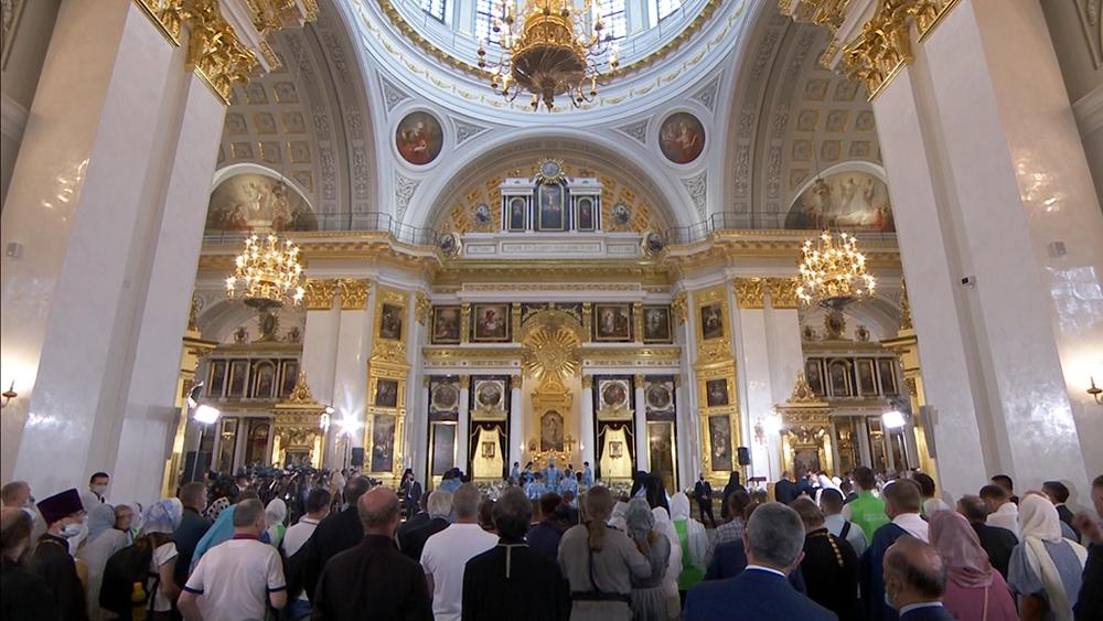 День Казанской иконы Божией Матери