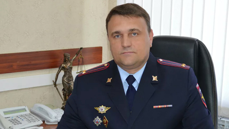 Заместитель начальника управления ГИБДД по Ставропольскому краю Александр Ткаченко