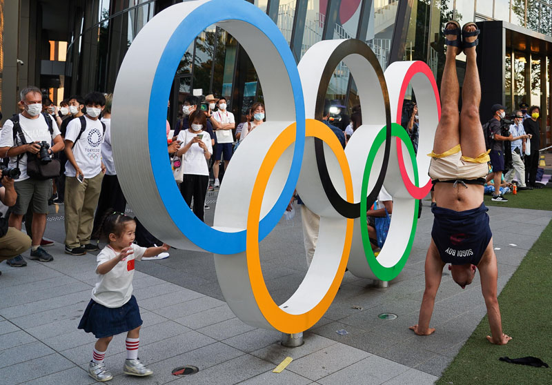 Олимпиада в Токио