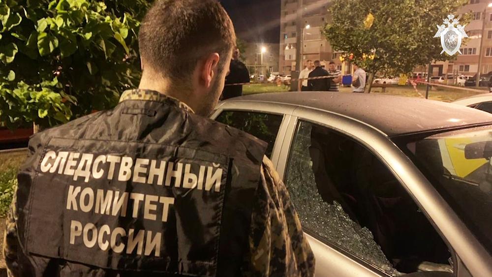Сотрудники СК России на месте происшествия