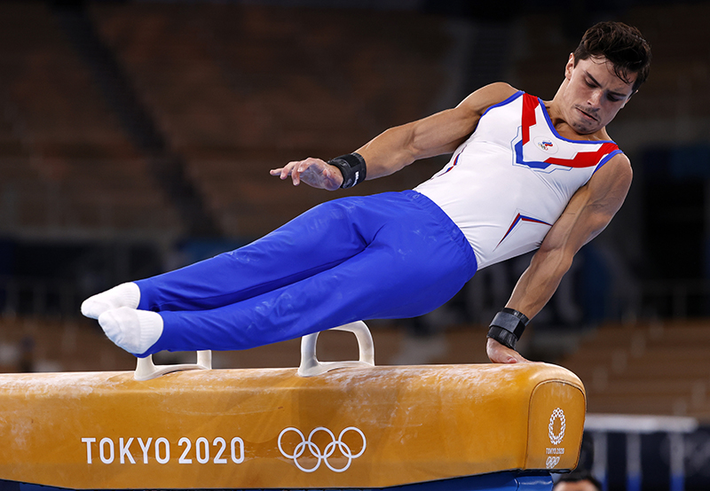 Спортивная гимнастика. Артур Далалоян
