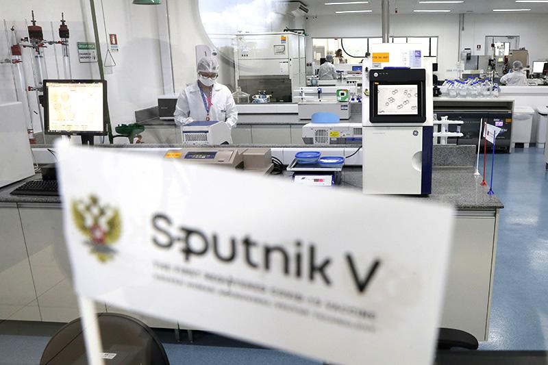 Вакцина Sputnik V