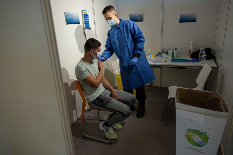 Вакцинация во Франции
