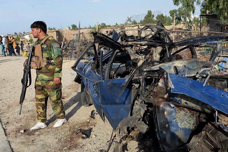 Военные действия в Афганестане