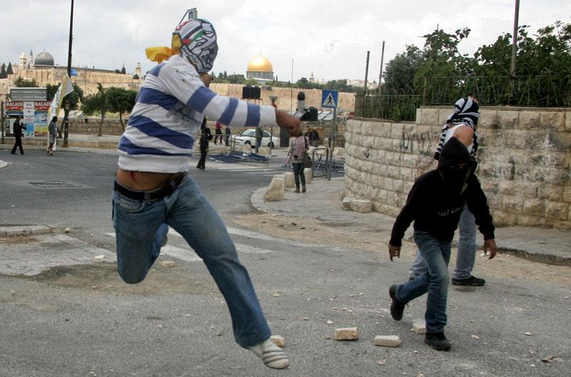 Столкновения в Израиле