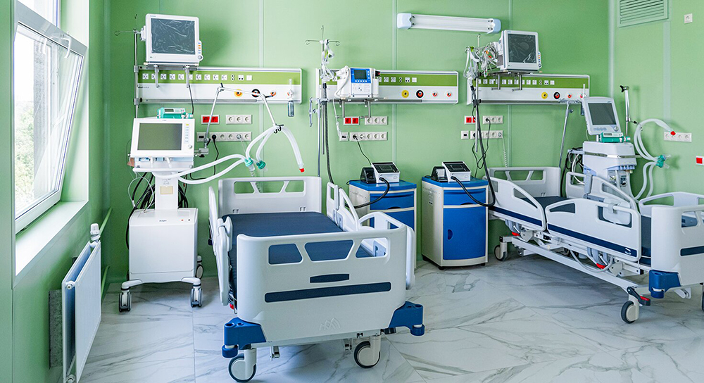 Больница им. Юдина