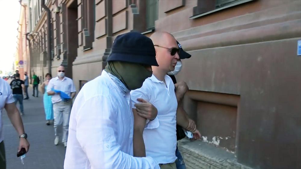 Задержание эстонского консула в Петербурге