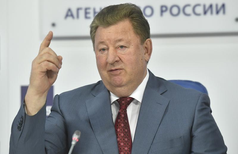 Заместитель председателя ЦК КПРФ Владимир Кашин