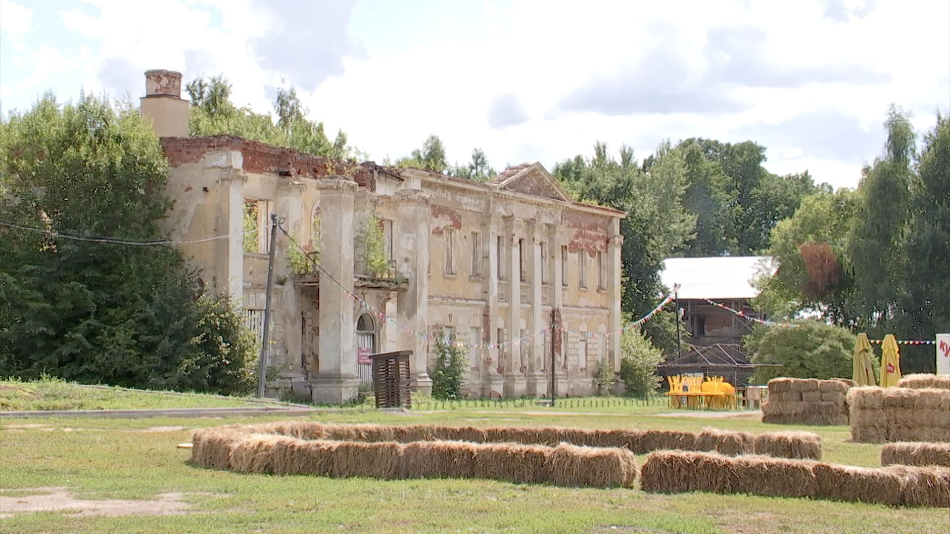 Реставрация старинной усадьбы Гребнево
