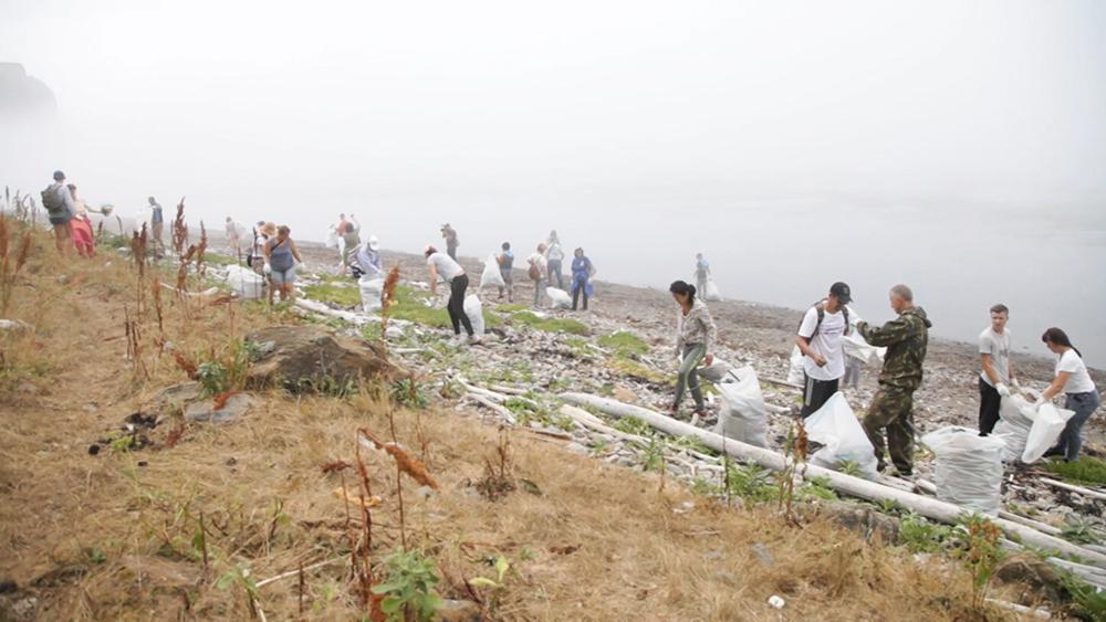 Генеральная уборка на Дальнем Востоке