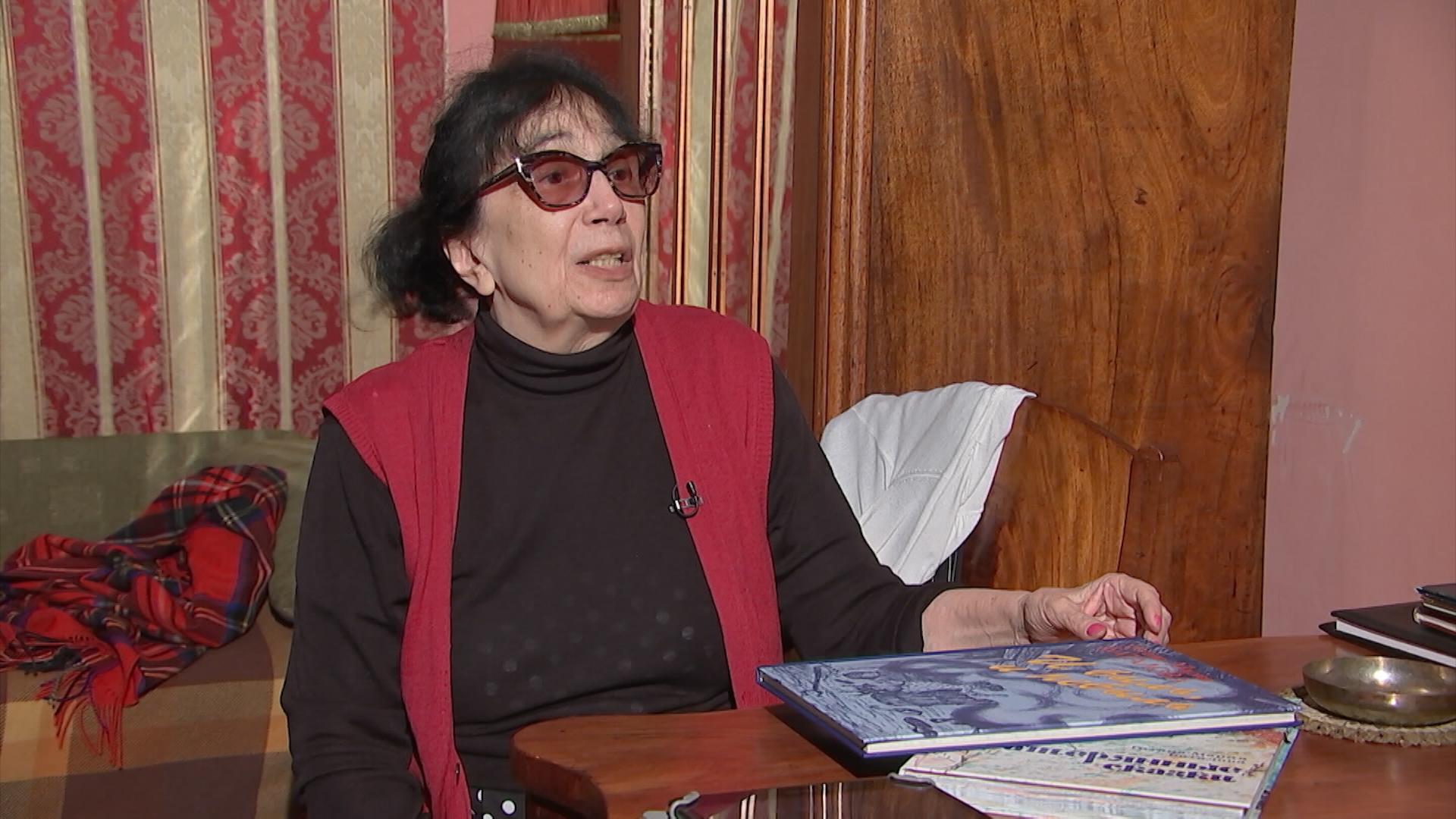 Супруга актера Алексея Баталова