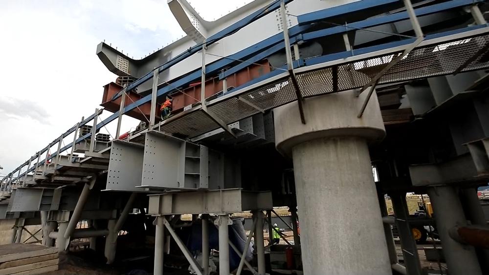 Реконструкция Осташковского шоссе