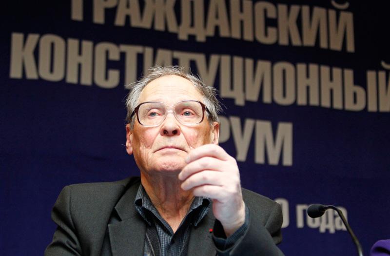 Правозащитник Сергей Ковалев