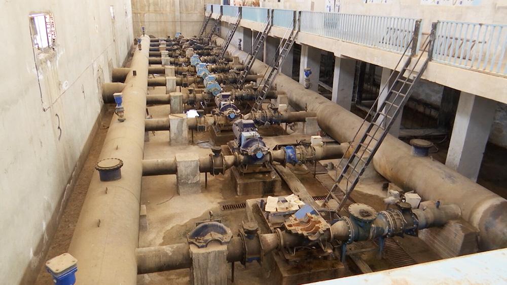 Вода в Сирии