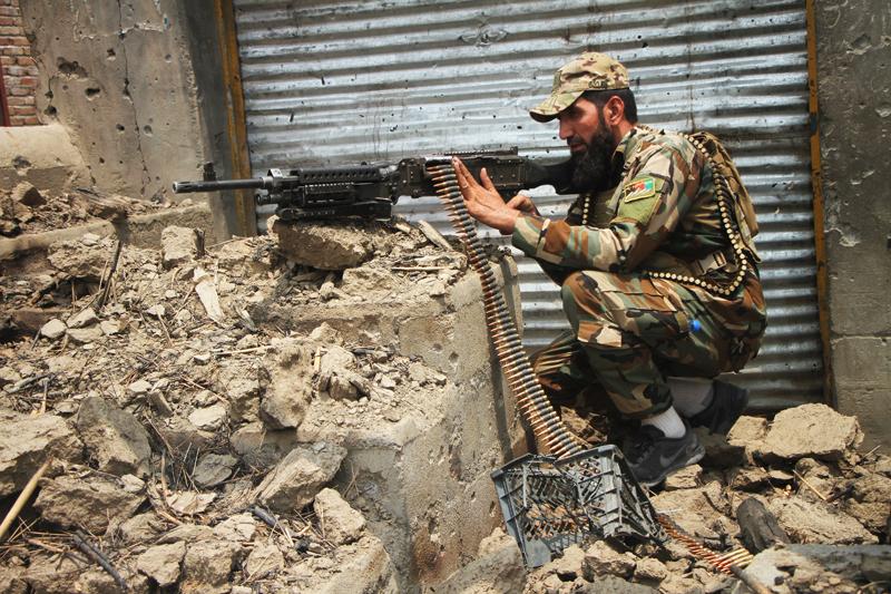 Обострение ситуации в Афганистане