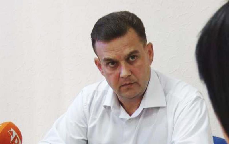 Мэр Кривого Рога Константин Павлов