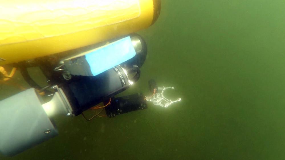 Чемпионат по морской робототехнике