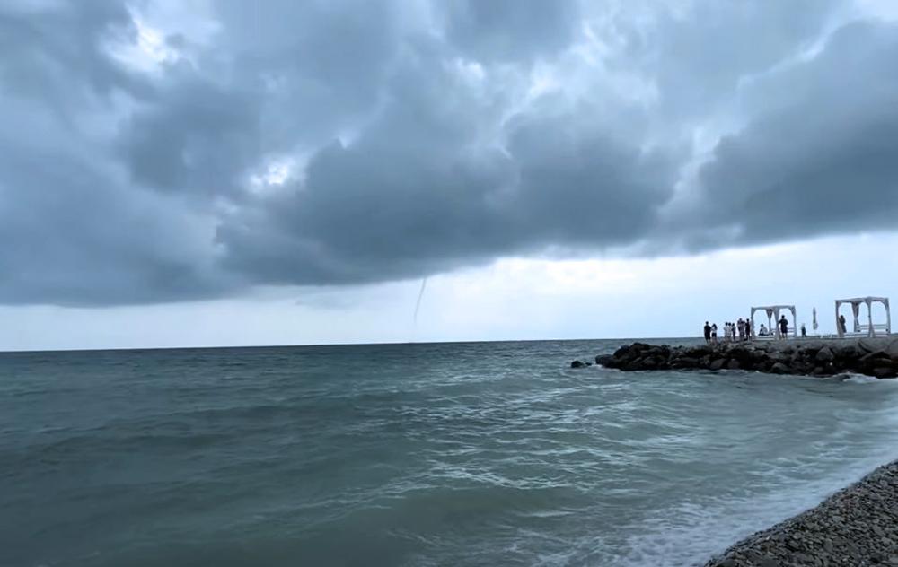 Cмерч над Черным морем