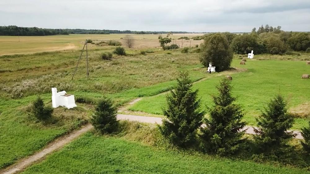 Деревня Большое Заречье (Русская Хатынь)
