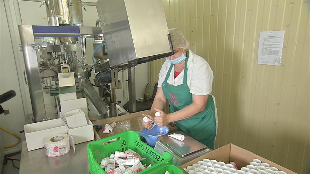 Производство эфирного масла