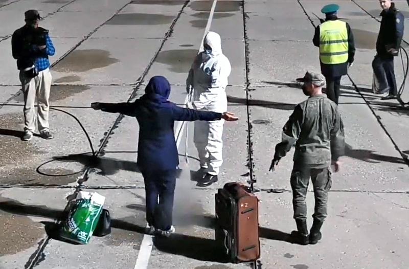 Эвакуация граждан России из Афганистана