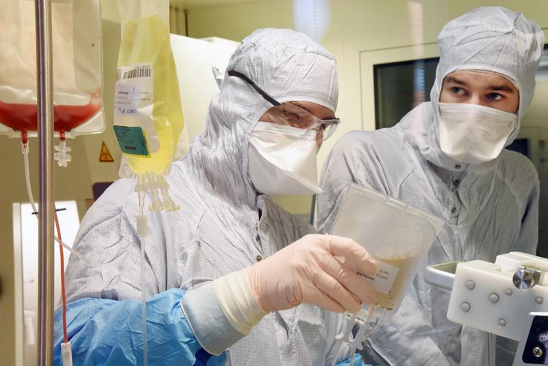 Биологическая лаборатория