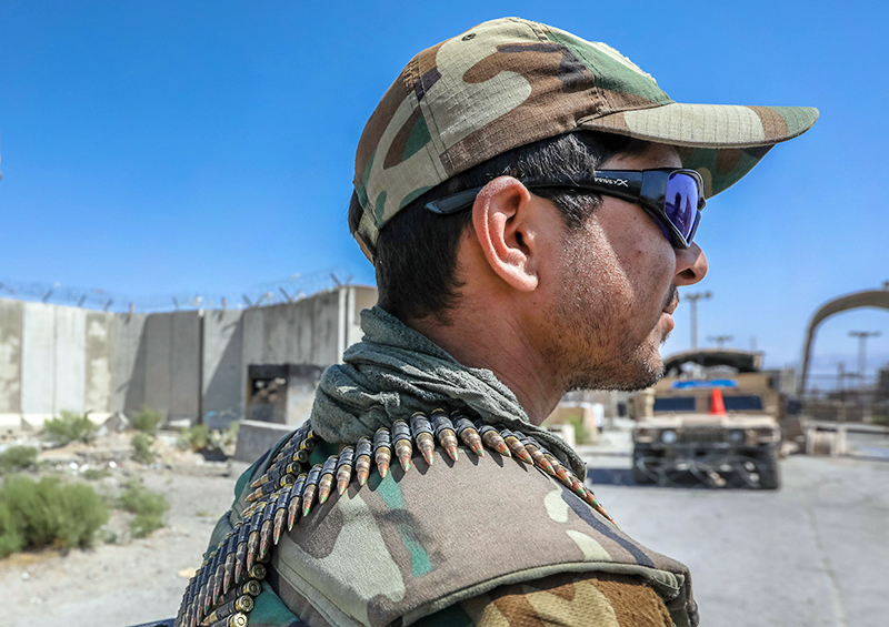 Военнослужащие армии США в Афганистане