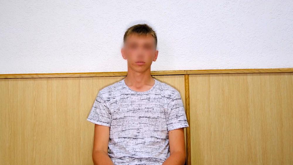 Осквернившие вечный огонь в Севастополе подростки