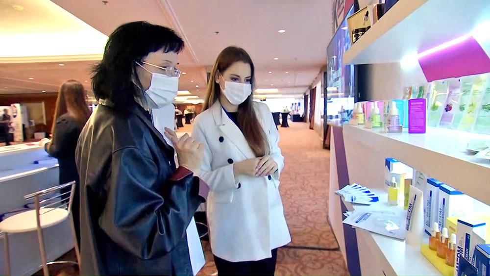 Выставка новинок от корейских производителей