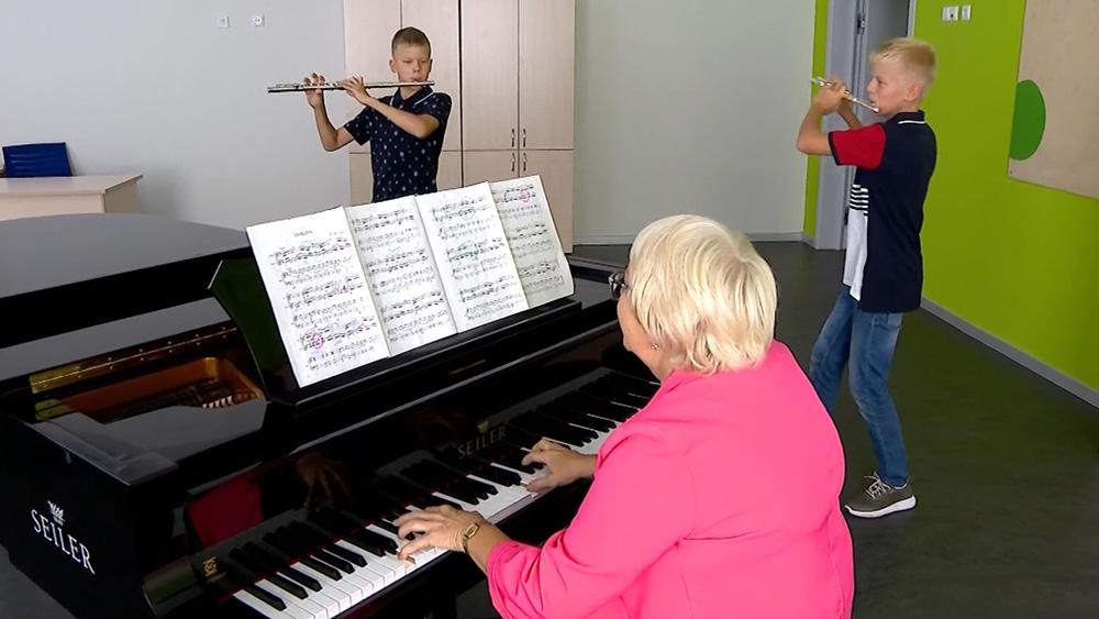 Музыкальная школа им. М. И. Глинки