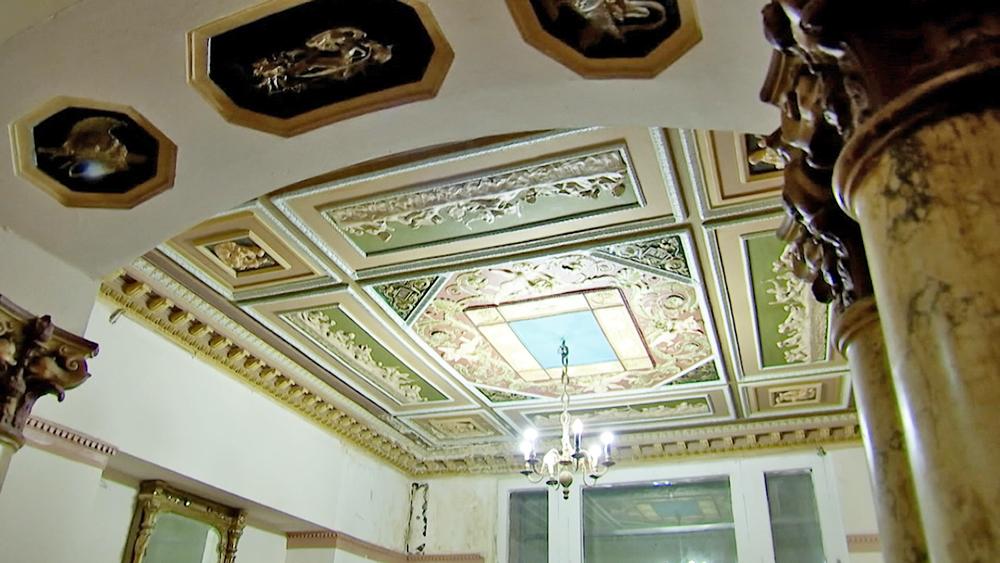 Историческое здание на Малой Молчановке
